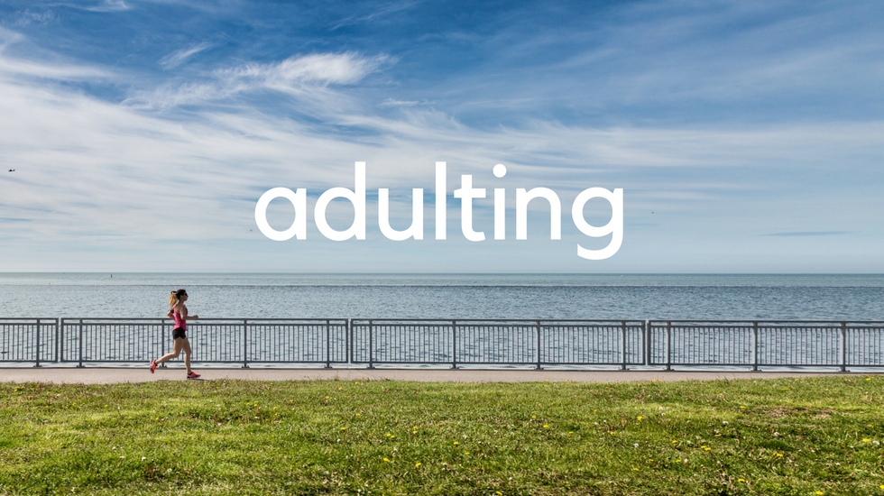 #Adulting: But I don't want to exercise! (How to fit in an exercise routine)