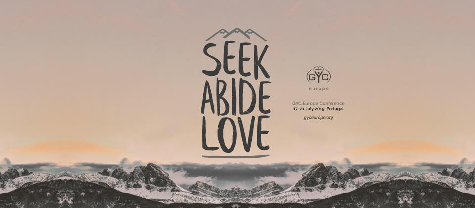 Seek. Abide. Love. Invitation from the GYCE President.