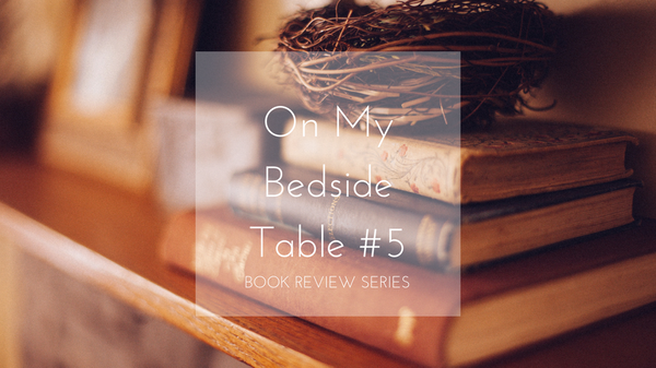 On My Bedside Table #5 | D'Sozo (Adam Hazel)